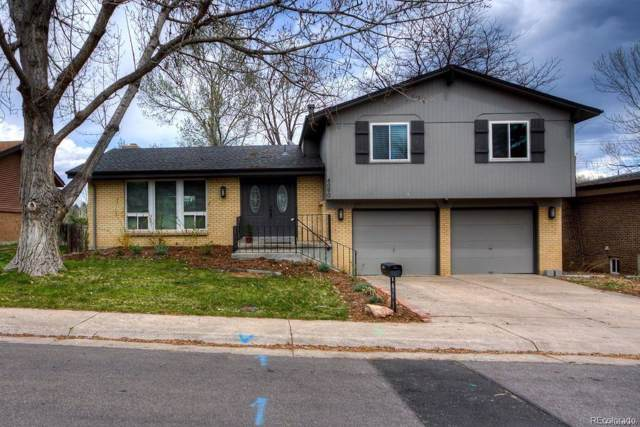 4090 S Spruce Street, Denver, CO 80237 (MLS #2819332) :: 8z Real Estate