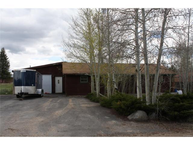 48 County Road 645, Grand Lake, CO 80447 (MLS #2819816) :: 8z Real Estate
