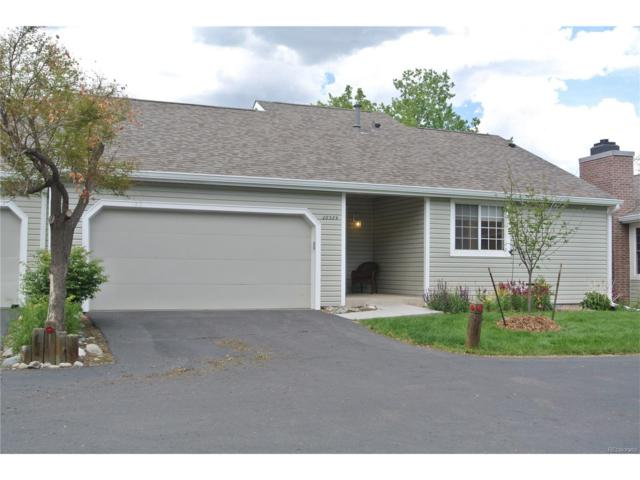 2838 S Heather Gardens Way B, Aurora, CO 80014 (MLS #2820028) :: 8z Real Estate