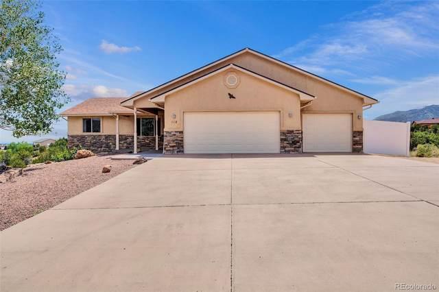 118 Wild Rose, Canon City, CO 81212 (#2820357) :: Finch & Gable Real Estate Co.