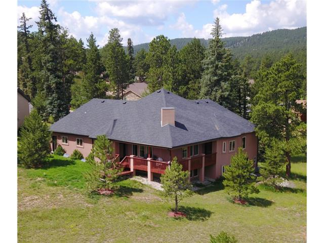 1423 Masters Drive, Woodland Park, CO 80863 (MLS #2820365) :: 8z Real Estate