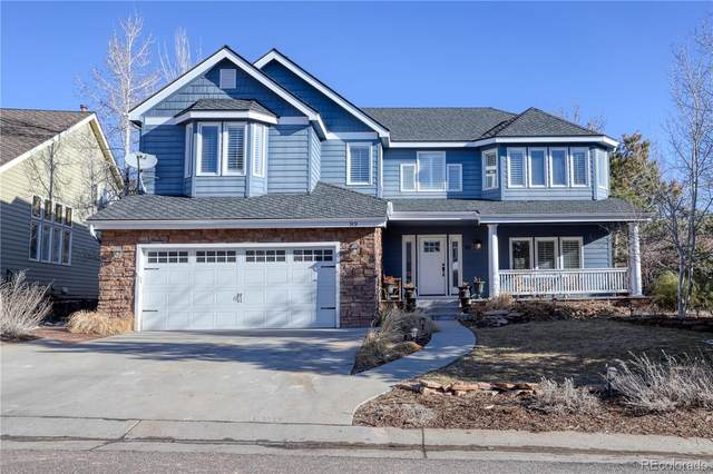 99 Willowleaf Drive, Littleton, CO 80127 (#2820399) :: iHomes Colorado