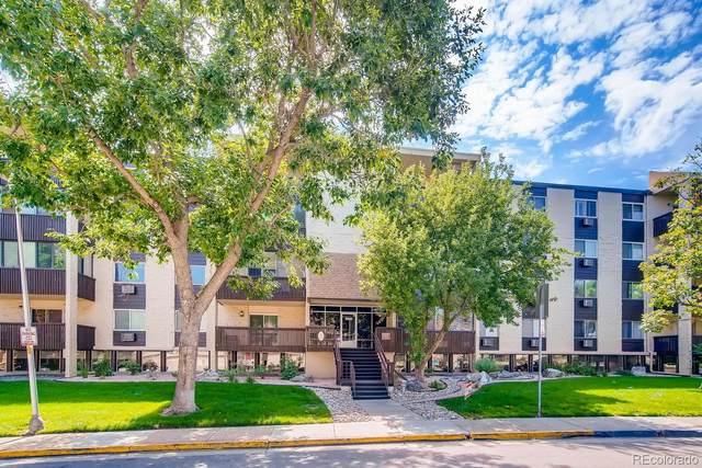 6930 E Girard Avenue #407, Denver, CO 80224 (#2820722) :: Arnie Stein Team | RE/MAX Masters Millennium