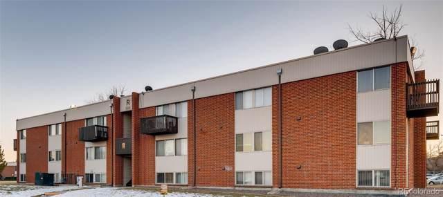3643 S Sheridan Boulevard #24, Lakewood, CO 80235 (MLS #2820956) :: 8z Real Estate