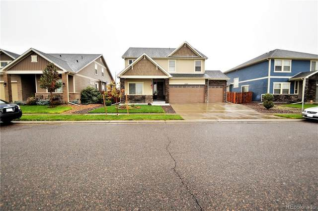 13350 E 106th Place, Commerce City, CO 80022 (#2821023) :: The Margolis Team