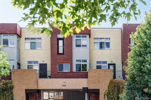 500 30th Street #8, Denver, CO 80205 (#2821136) :: You 1st Realty