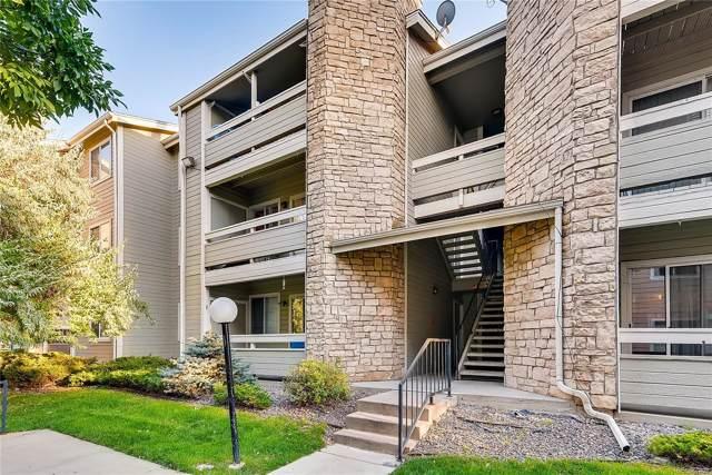 1094 S Dearborn Street #204, Aurora, CO 80012 (MLS #2821560) :: 8z Real Estate