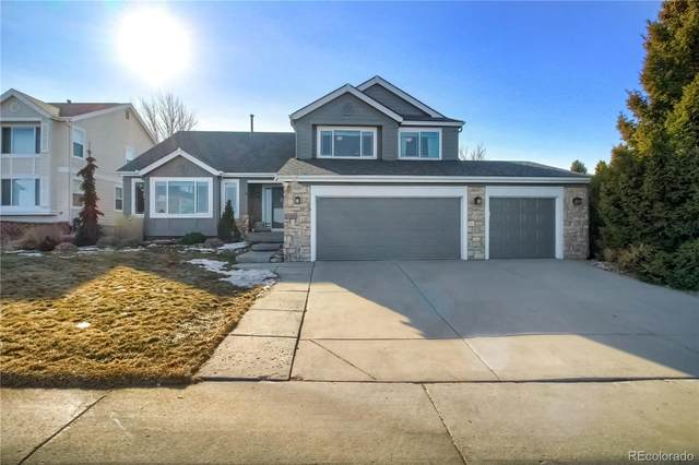 4104 Lark Sparrow Street, Highlands Ranch, CO 80126 (#2821606) :: The Griffith Home Team