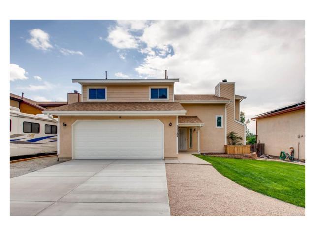 5177 Solar Ridge Drive, Colorado Springs, CO 80917 (MLS #2821948) :: 8z Real Estate
