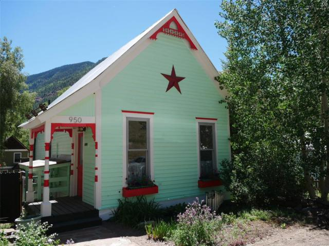 950 E Columbia Avenue, Telluride, CO 81435 (#2822383) :: Sellstate Realty Pros