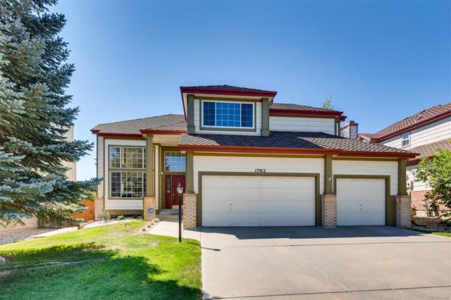 15912 Quarry Hill Drive, Parker, CO 80134 (MLS #2823060) :: 8z Real Estate