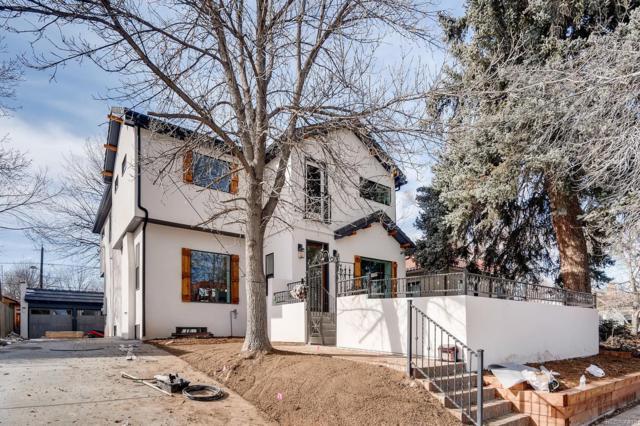 1785 Ivanhoe Street, Denver, CO 80220 (#2823196) :: The HomeSmiths Team - Keller Williams