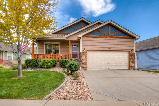1365 Saginaw Pointe Drive, Windsor, CO 80550 (#2823219) :: The Margolis Team