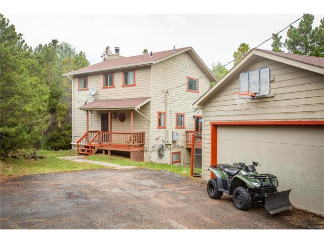 9169 Krashin Drive, Conifer, CO 80433 (MLS #2823455) :: 8z Real Estate