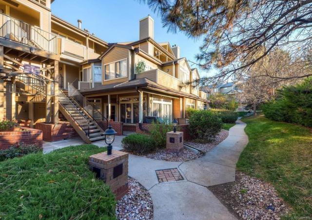 6001 S Yosemite Street #103, Greenwood Village, CO 80111 (#2823710) :: Colorado Home Finder Realty