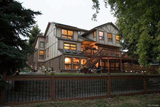 7730 W 70th Drive, Arvada, CO 80004 (#2824053) :: The Peak Properties Group