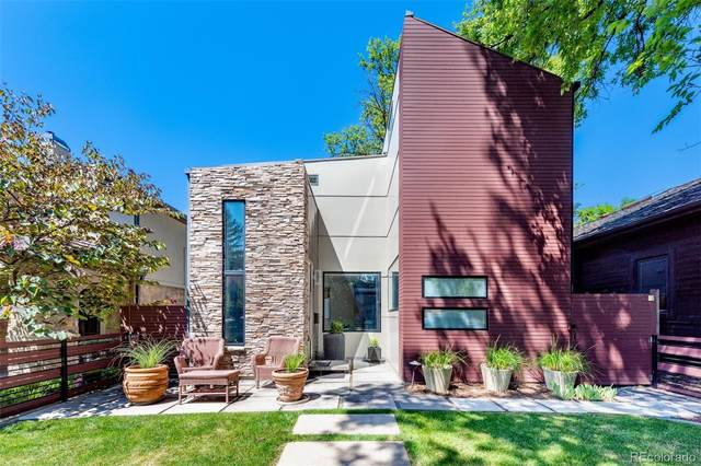 561 Steele Street, Denver, CO 80206 (MLS #2824297) :: 8z Real Estate