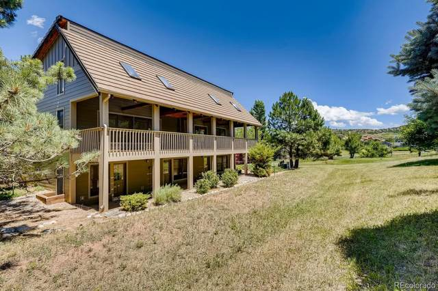 15736 Bunker Way, Morrison, CO 80465 (#2824300) :: Bring Home Denver with Keller Williams Downtown Realty LLC