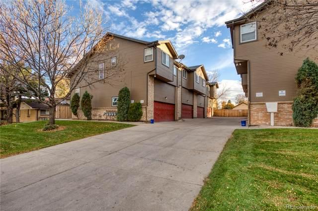 6450 W 44th Place B-3, Wheat Ridge, CO 80033 (#2825149) :: Kimberly Austin Properties