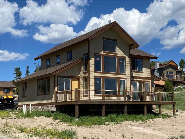 14 County Road 4037, Grand Lake, CO 80447 (MLS #2825233) :: 8z Real Estate