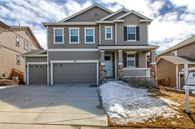 7958 Grady Circle, Castle Rock, CO 80108 (#2825357) :: Compass Colorado Realty