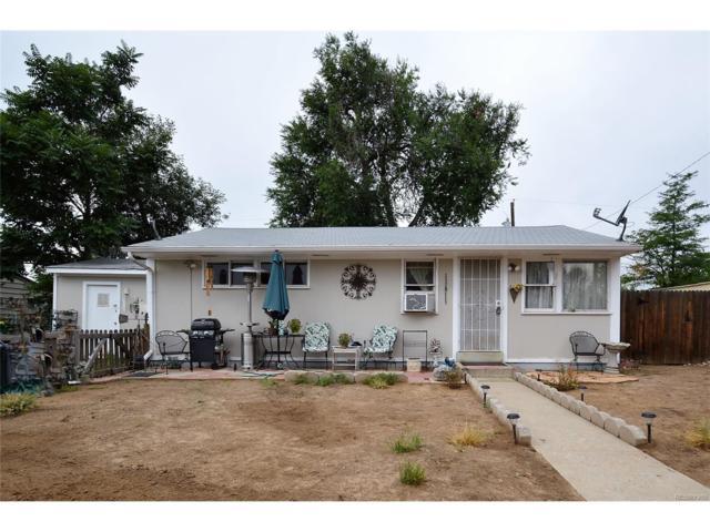 6471 Poplar Street, Commerce City, CO 80022 (MLS #2825463) :: 8z Real Estate