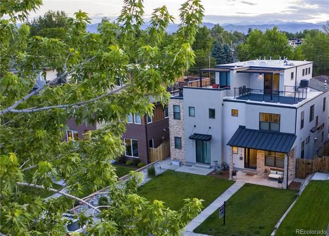 2713 N Grove Street, Denver, CO 80211 (#2826114) :: The HomeSmiths Team - Keller Williams