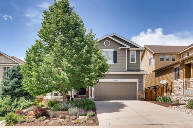 4288 Prairie Rose Circle, Castle Rock, CO 80109 (#2826134) :: The Heyl Group at Keller Williams