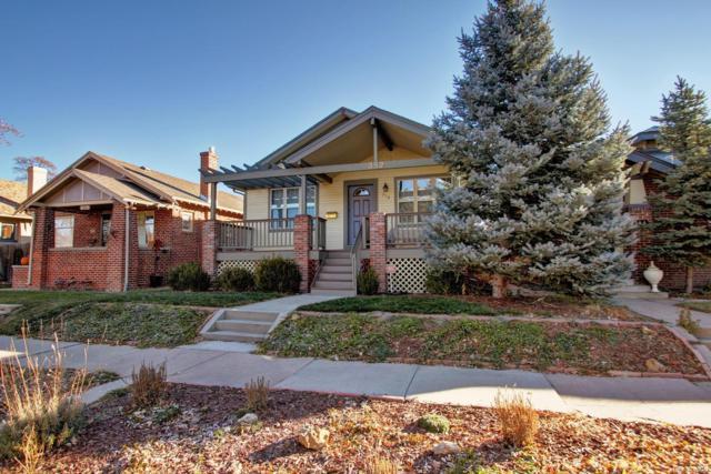 352 Corona Street, Denver, CO 80218 (#2826648) :: House Hunters Colorado