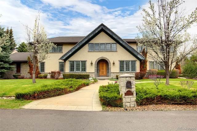 3 Gray Owl Road, Cherry Hills Village, CO 80113 (MLS #2827085) :: Kittle Real Estate