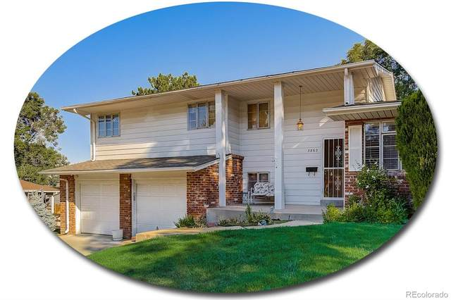 3863 E Briarwood Avenue, Centennial, CO 80122 (#2827198) :: Own-Sweethome Team