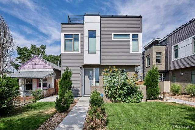 3715 Inca Street, Denver, CO 80211 (#2827209) :: Real Estate Professionals