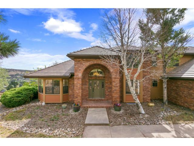 6098 Willow Springs Drive, Morrison, CO 80465 (MLS #2827713) :: 8z Real Estate