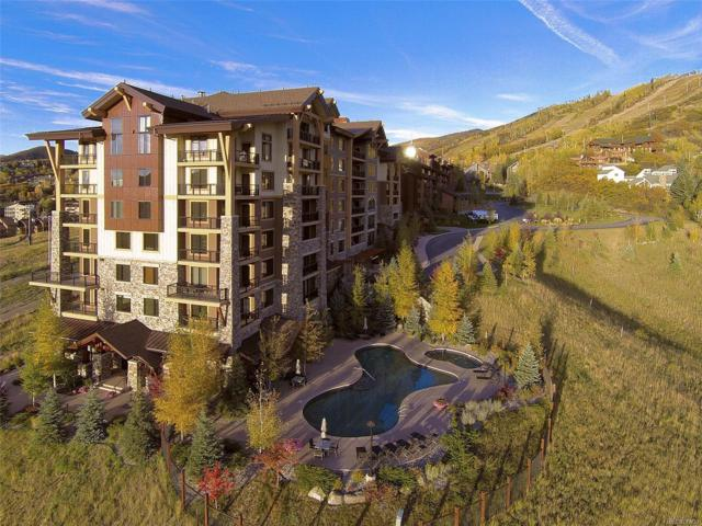 2410 Ski Trail Lane #2407, Steamboat Springs, CO 80487 (#2827965) :: The Healey Group
