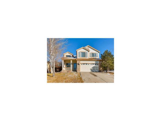 21519 E Crestridge Place, Centennial, CO 80015 (MLS #2828266) :: 8z Real Estate