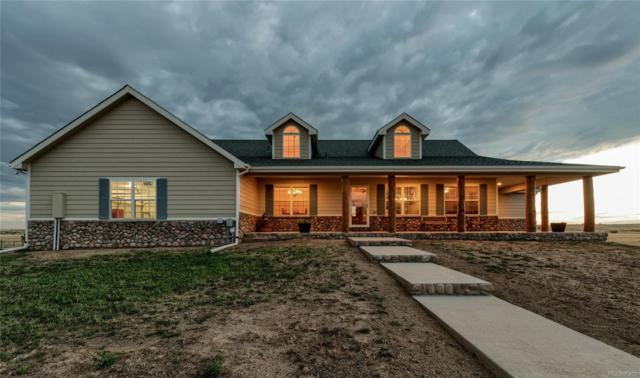 46702 County Road 17, Nunn, CO 80648 (#2828312) :: Ben Kinney Real Estate Team