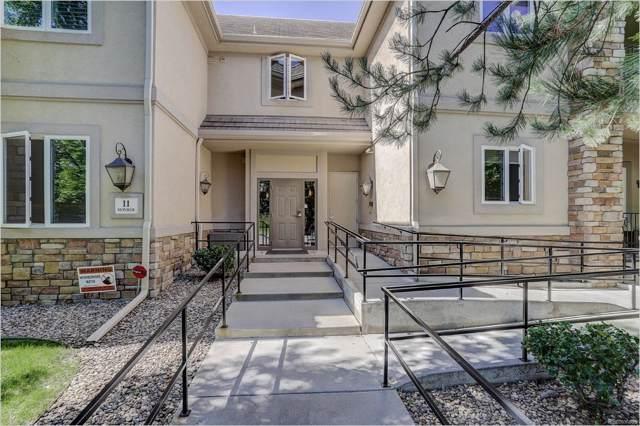 11 Monroe Street #101, Denver, CO 80206 (#2828336) :: My Home Team