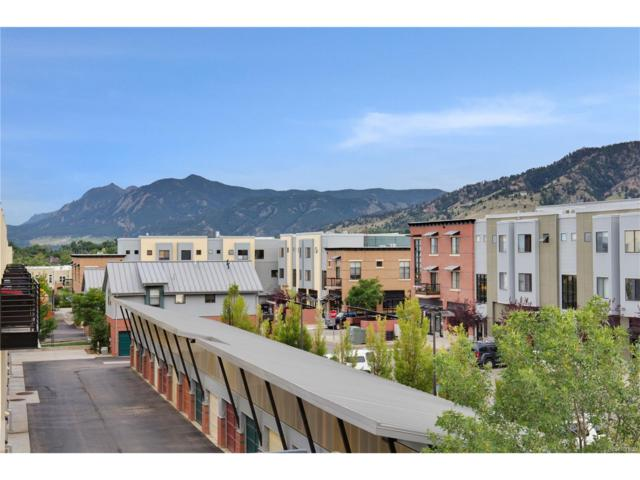 4585 13th Street 1F, Boulder, CO 80304 (#2828710) :: The Peak Properties Group