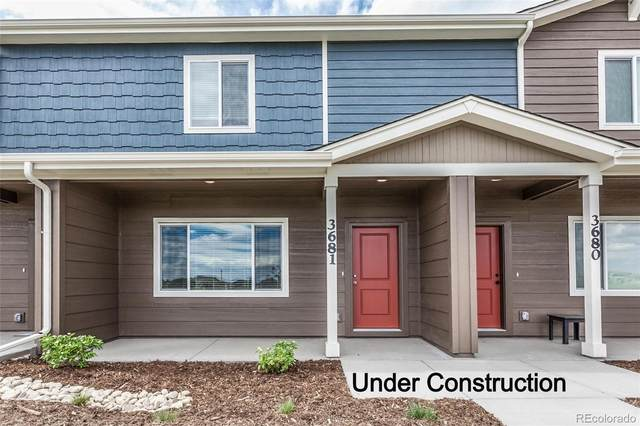 6603 4th Street Road #5, Greeley, CO 80634 (MLS #2828800) :: Find Colorado