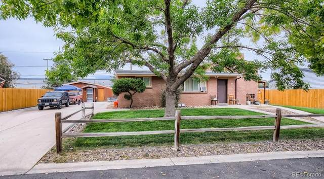 6197 W 53rd Avenue D, Arvada, CO 80002 (#2829045) :: Finch & Gable Real Estate Co.