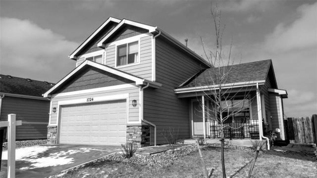 1724 Sunset Circle, Milliken, CO 80543 (#2829641) :: Bring Home Denver