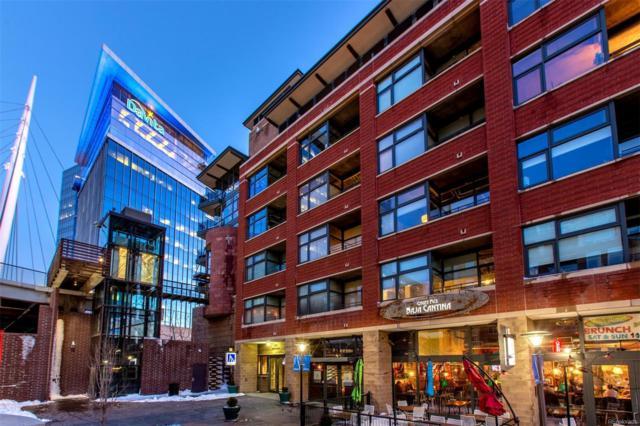 2100 16th Street #608, Denver, CO 80202 (#2829739) :: The Heyl Group at Keller Williams