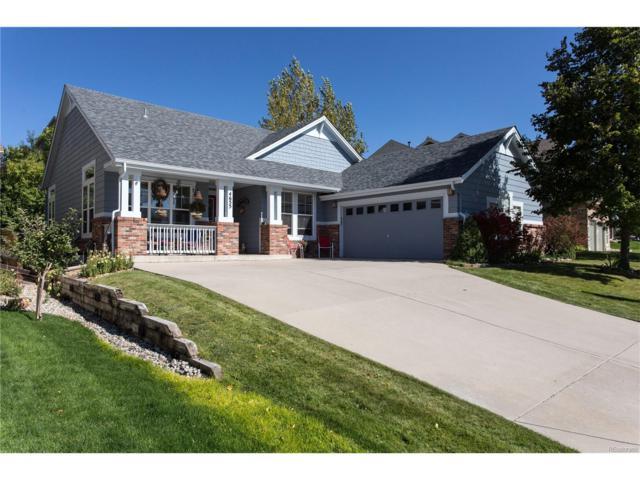 4655 Cedar Glen Place, Castle Rock, CO 80109 (#2830078) :: The Peak Properties Group
