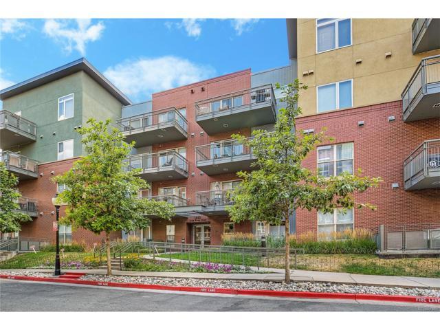 1440 Little Raven Street #209, Denver, CO 80202 (MLS #2830280) :: 8z Real Estate