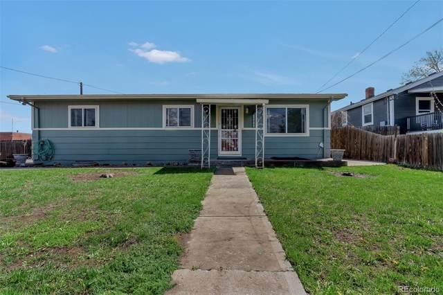 2404 W Yale Avenue, Denver, CO 80219 (#2830369) :: Wisdom Real Estate