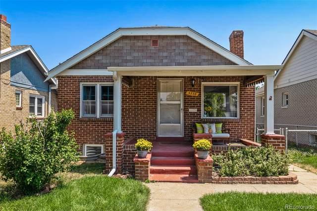 4238 Wyandot Street, Denver, CO 80211 (#2830732) :: Finch & Gable Real Estate Co.