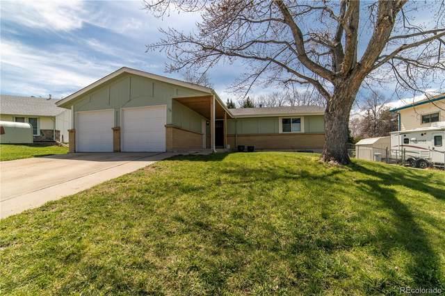 8678 W 78th Circle, Arvada, CO 80005 (#2830748) :: Briggs American Properties