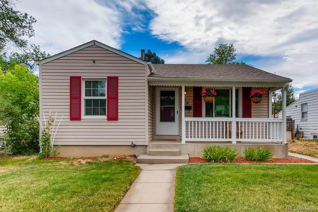 2328 S Downing Street, Denver, CO 80210 (MLS #2830788) :: Keller Williams Realty