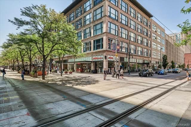 720 16th Street #208, Denver, CO 80202 (#2831916) :: Finch & Gable Real Estate Co.