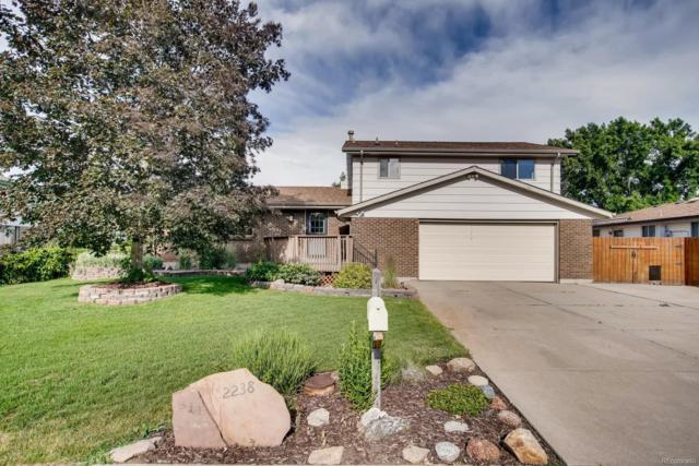 2238 S Flower Court, Lakewood, CO 80227 (#2832041) :: Colorado Home Finder Realty